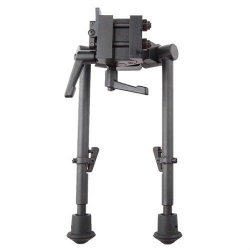 "Sierra 7 Bipod Picatinny Mount 9-12"" Black"