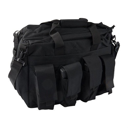 Red Rock Outdoors Range Bag-Black