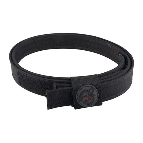 "Competition IPSC & USPSA Champion Belt Nylon 1.5"" Blk 32-33"""