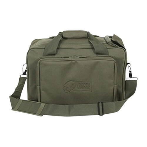 Two-In-One Full Size Range Bag-Coyote