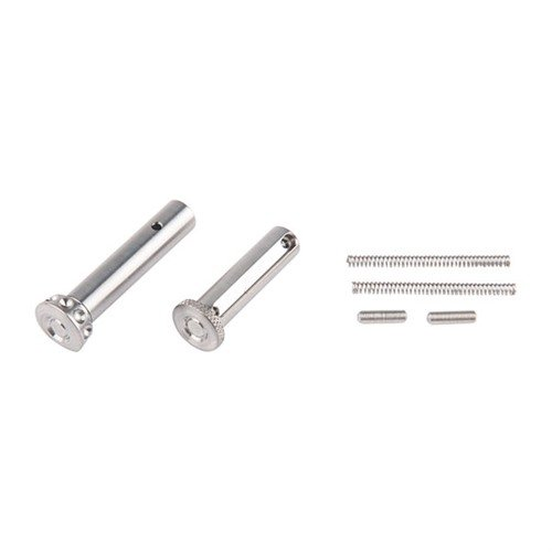 AR-15/M16 Enhanced Pin Set, Titanium