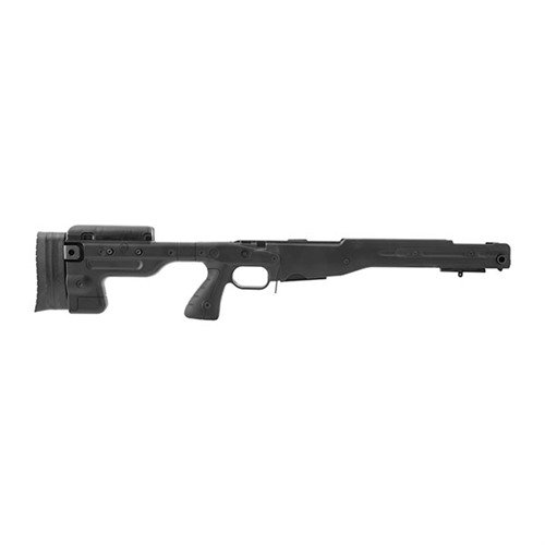 Rem 700 .308 Stage 1.5 Stock Fixed Polymer BLK