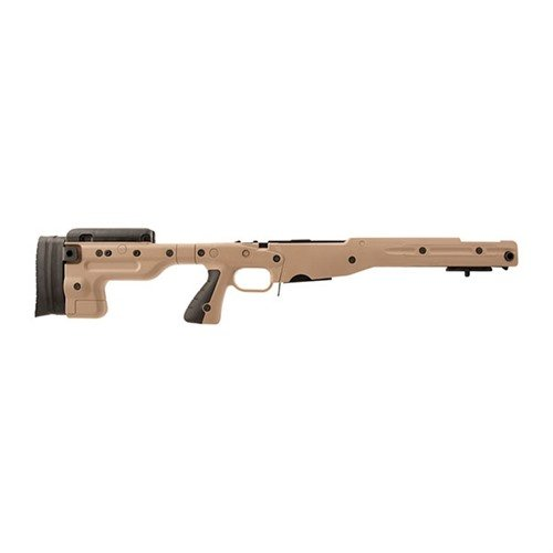 Rem 700 .308 Stage 1.5 Stock Fixed Polymer FDE