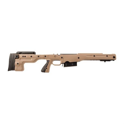 Rem 700 .300 Win Mag Stage 1.5 Stock Chassis Polymer FDE