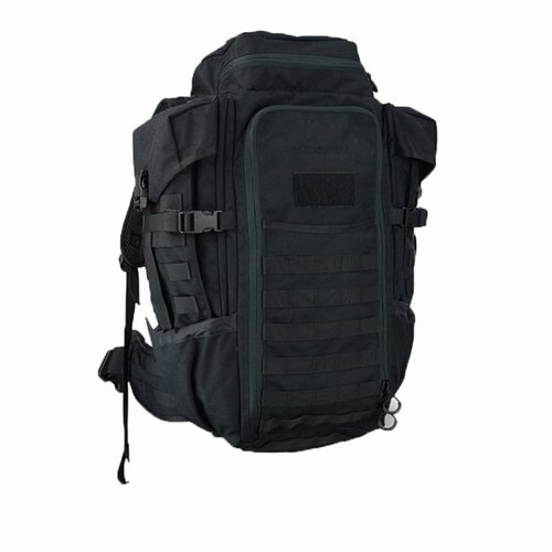 Halftrack Pack - Black