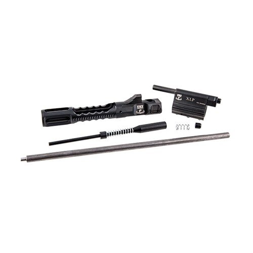 AR-15 Gas Piston Conversion Kit Pistol Black