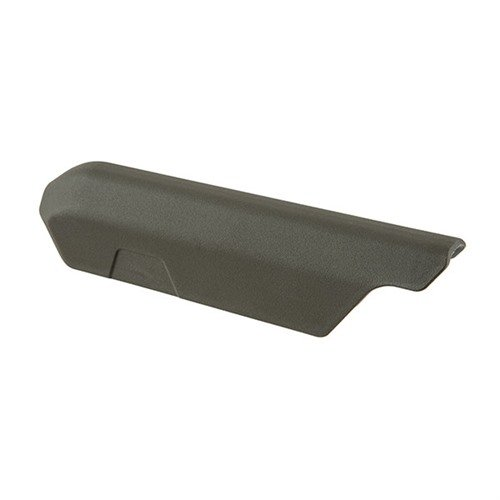 "1/2"" Cheek Riser OD Green Polymer"