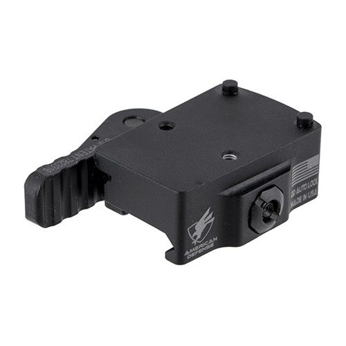 Trijicon RMR Low Mount, Left Hand Lever