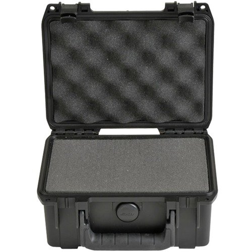 Single Pistol Case-Cubed Foam-Medium