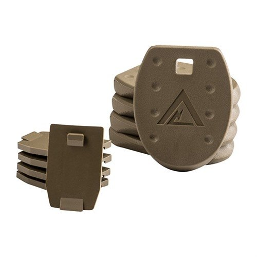 Vickers Tactical S&W M&P Magazine Floorplates-FDE