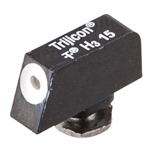 Glock Tritium Front Sight, Large Dot, .215""