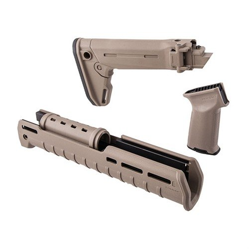 Zhukov Stock Set M-LOK Flat Dark Earth