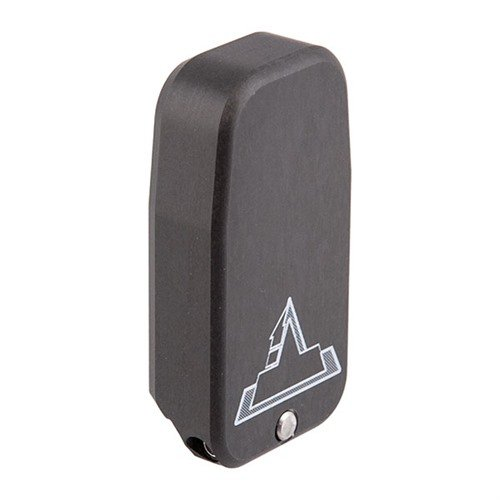 Firepower Base Pad for Glock 43 +1, Small, Titanium