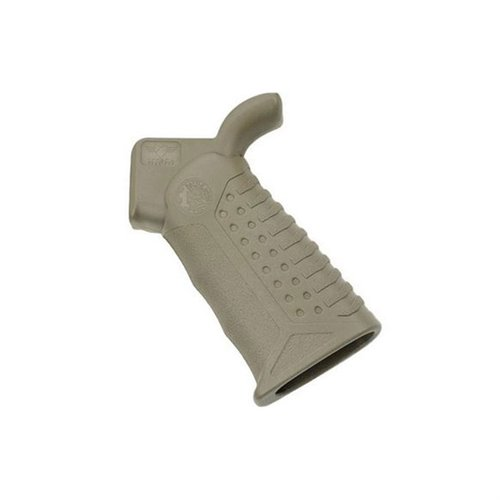 Adjustable Tactical Grip-Flat Dark Earth