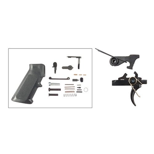 B-GRF Geissele Rapid Fire Trigger & Lower Parts Kit