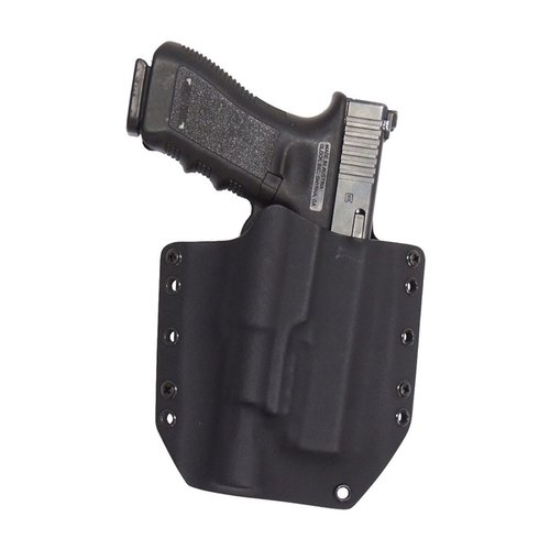 Phantom Light Holster-Glock w/TLR1-Full Shield-Blk-RH