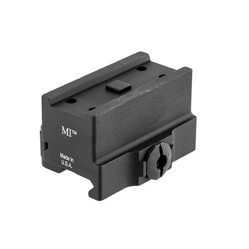 Aimpoint Micro Absolute Co-Witness QD Mount