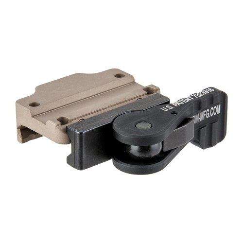 MRO Low Mount, Tactical Lever, Flat Dark Earth