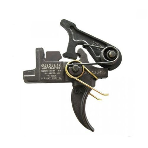 Hi-Speed National Match Trigger Set, Large Pin
