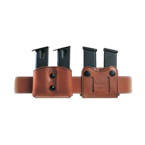 Double Mag Carrier .40 Single Metal Mag-Tan