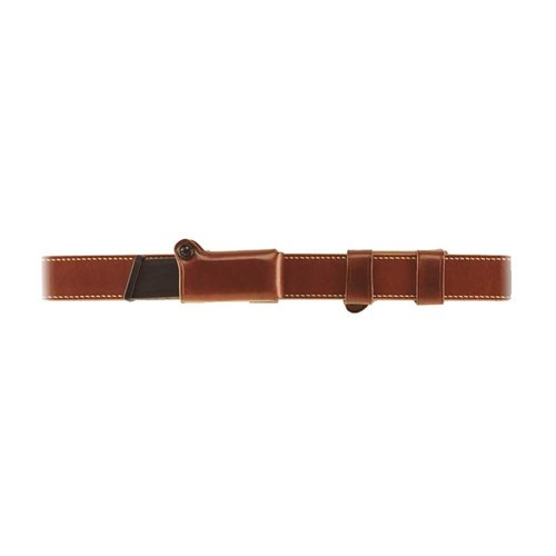 Horizontal Mag Carrier .40 Staggered Polymer Mag-Tan