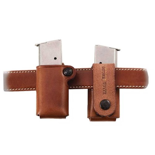 Single Mag Carrier .40 Staggered Polymer Mag-Tan