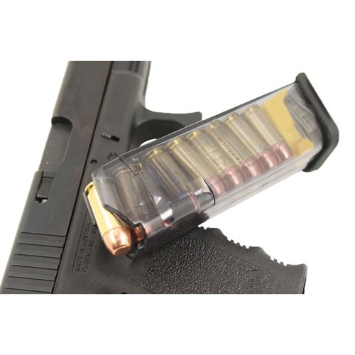 Translucent Magazine 15rd for Glock 22