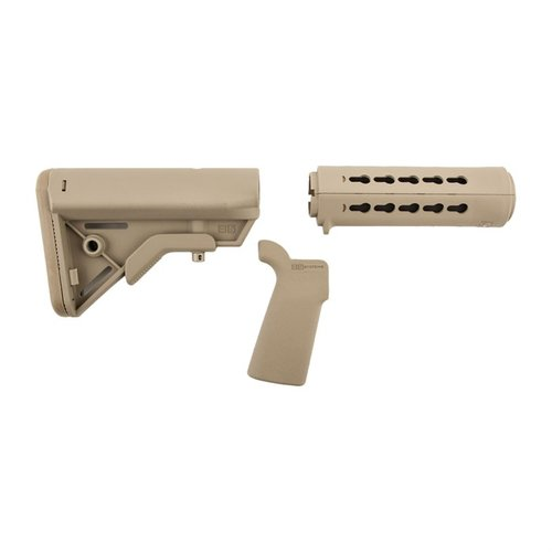 Bravo Series Furniture Kit Flat Dark Earth