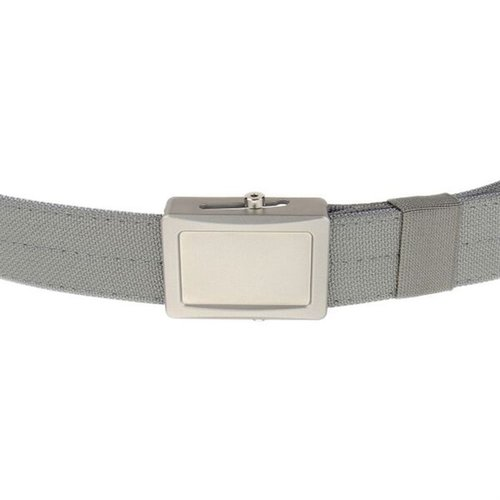 Aegis Enhnaced Belt Stainless Buckle Grey Webbing XX Large