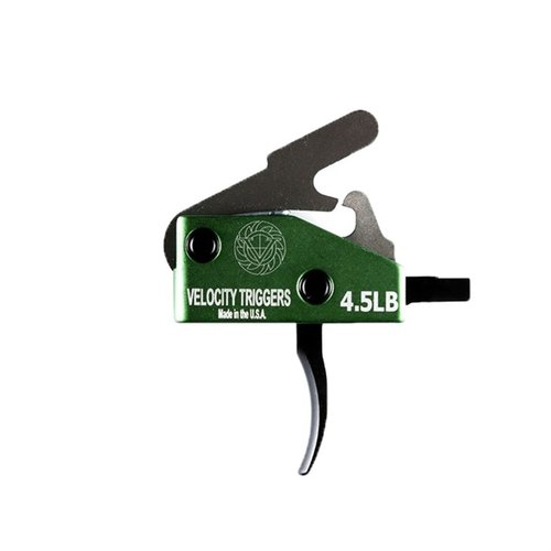 AR-15 Velocity Trigger 4.5lb Curved