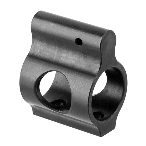 Low Profile Gas Block 3 Screw .625