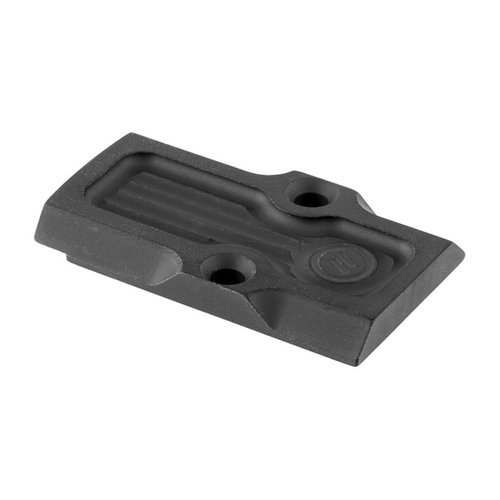 ZEV RMR Adapter Plate, 45 Edge, Small