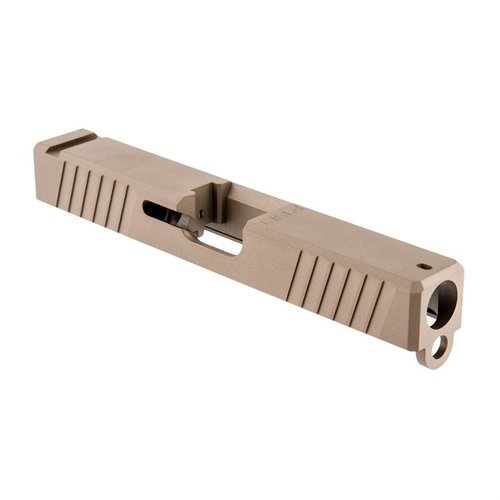 P80 DLC Standard Slide For Glock 19-FDE