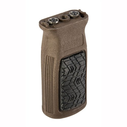 Keymod Vertical Grip Polymer Brown