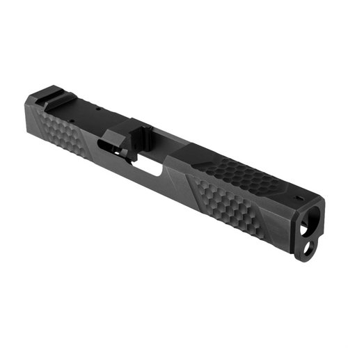 Grey Ghost RMR Slide for Gen 3 Glock™ 17 SS Nitride