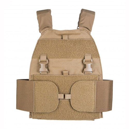 Law Enforcement Plate Carrier Coyote Brown S/M