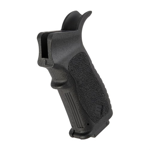 M-Series Pistol Grip w/ Dry Box Insert Polymer Black