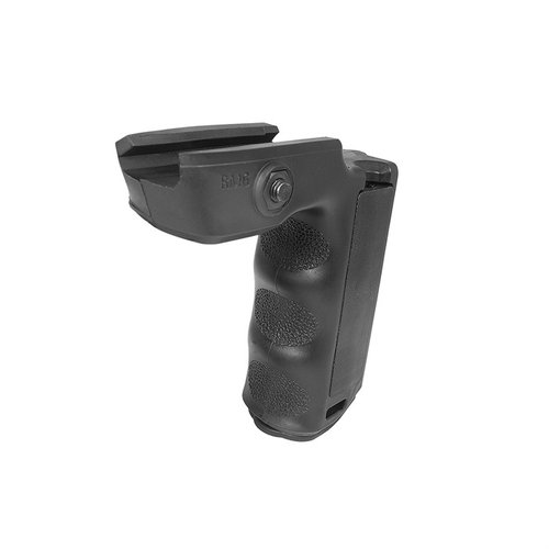 AR-15 React Magwell Vertical Grip Black