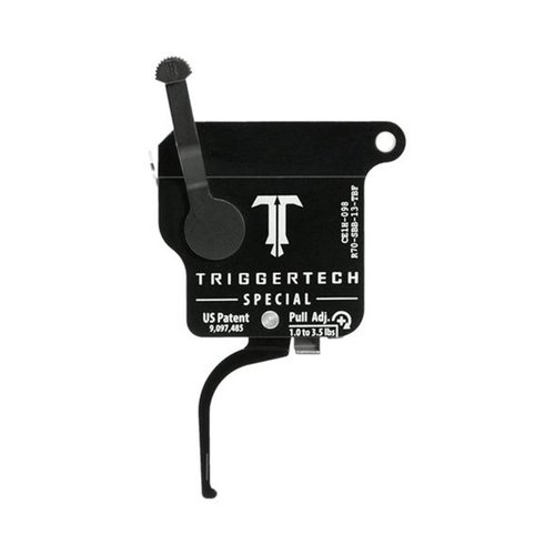 Remington 700 Special Trigger Flat Black