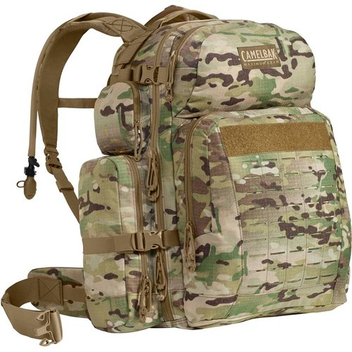BFM 100oz/3L Hydration Plus Cargo Pack Multicam