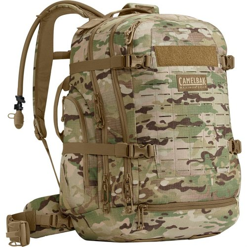 Rubicon 100oz/3L Hydration Plus Cargo Pack Multicam