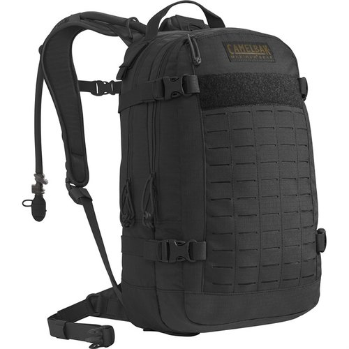 MilTac H.A.W.G. 100oz/3L Hydration Plus Cargo Pack Black