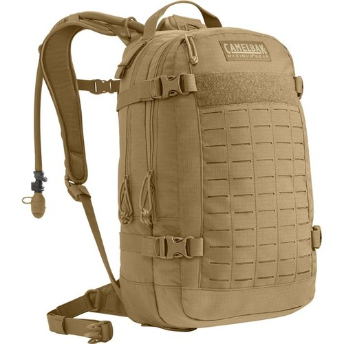 MilTac H.A.W.G. 100oz/3L Hydration Plus Cargo Pack Coyote
