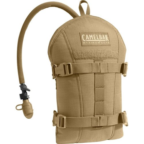 MilTac ArmorBak 100oz/3L Hydraion Only Pack Coyote