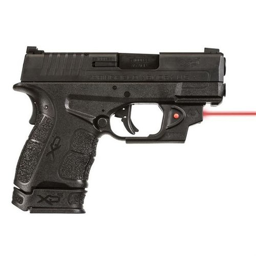 Springfield XDS, XDS MOD 2 Essential Laser Red