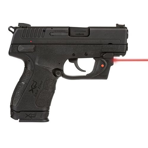 Springfield XDE Essential Laser Red