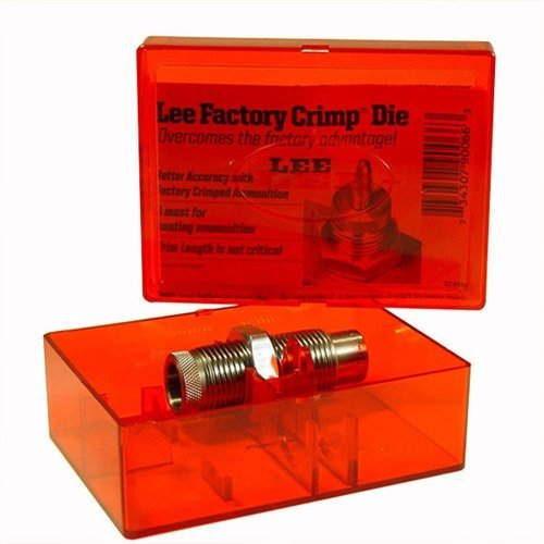 Lee Taper Crimp Die, 38 Special