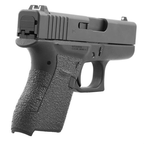 Grip Rubber Black for Glock 43