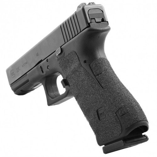 Grip Granulated Black for GEN 3 Glock 17,22,24,31,34,35,37
