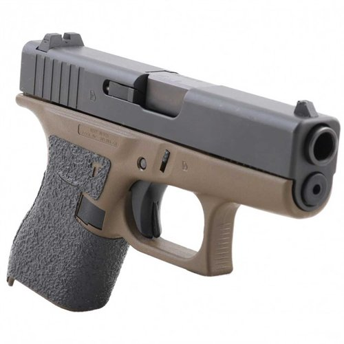Grip Rubber Black for Glock® 42